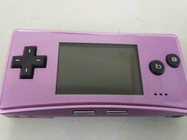 Nintendo Gameboy Micro Purple Only Console Used - $149.99