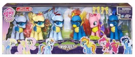 My Little Pony Wonderbolts 6 Figure Set Target Exclusive - NIP New - $68.00