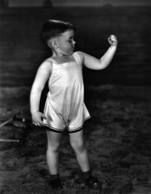 George McFarland - Spanky - Our Gang Little Rascals - Movie Star Portrait Poster - $9.99+