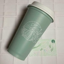 Starbucks Reusable Cup Earth Day Bland New - $49.79