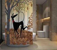 "HOT SALE Autumn Hound Shower Curtain Size 60"" x 72"" Free Shipping - $48.10"