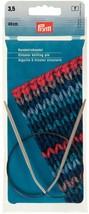 Prym 211245 Circular knitting needles, aluminium, 40cm, 3.50mm, grey - $15.00 CAD