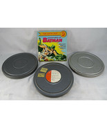 Lot 3 Films & Adventures of Batman The Bats Cave Episode 2 Super 8 MM Ho... - $50.00