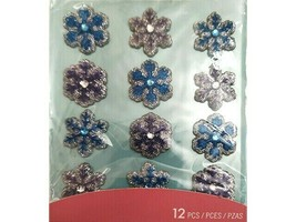 Jolee's Boutique Snowflake Cabochons Stickers #50-21020