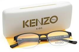 NEW KENZO KIDS KZ6041 C01 BLACK EYEGLASSES GLASSES 6041 46-18-135 B33mm ... - $63.68