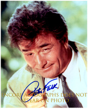 PETER FALK  Authentic Original  SIGNED AUTOGRAPHED PHOTO w/ COA - $60.00