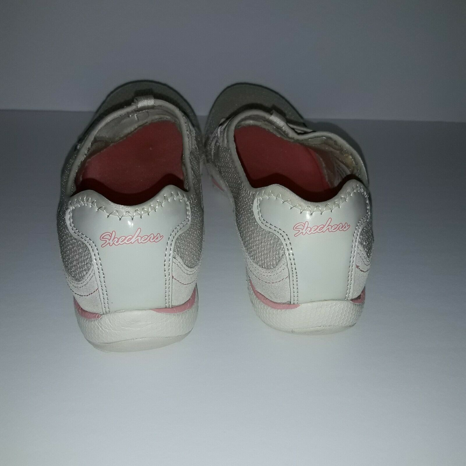 Women's Skechers Relaxed Fit Savvy Baroness shoe Size 9 Natural/Pink image 4
