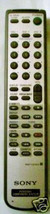 Sony RMT-CZ210A Remote Control for Personal Component & Audio Systems - $7.91