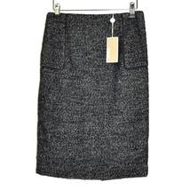 MICHAEL KORS Jupe Classique Laine Size 4 Wool Blend 38FR Classic Pencil ... - $69.57