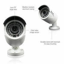 Swann CONHD A4MPCAM NHD 818 4MP Security Camera Works With Swann NVR 730... - $169.99