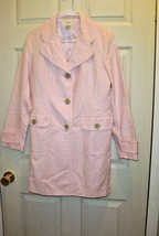 Merona Spring Coat, size Small, Pink - $27.78