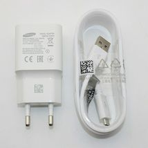 Original for Samsung Galaxy Fast Charger Travel Wall 9V2A or 5V2A charge image 9