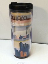 Travel Tumbler Mug Tokyo City 12 oz Starbucks Coffee Cup japan - $84.50