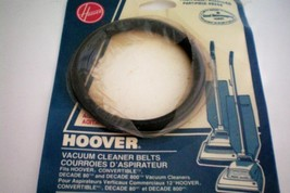 Hoover Vacuum Cleaner Belt -- Fits Hoover Convertible, Decade 80, Decade 800 Vac - $6.19