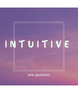 One Question Intuitive Email Reading  - $3.00