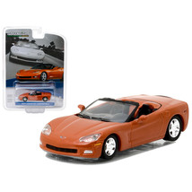 2012 Chevrolet Corvette Convertible Inferno Orange General Motors Collec... - $12.46