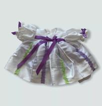 Madame Alexander Doll Lavender Frills Huggable Huggums Dress - $15.83