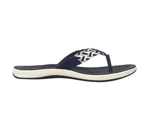Sperry Women's Seabrook Swell Flat Sandal 9.5 M image 4