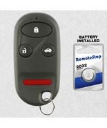 For 1998 1999 2000 2001 2002 Honda Accord Keyless Entry Car Remote Key Fob - $10.47