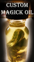 Haunted 27x Custom Tailored Your Magick Of Choice Oil Magick Witch CASSIA4 - $26.39