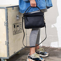 Sale, Flap Cover Shoulder Bag, Women Full Grain Leather Handbag, Crossbody Bag image 2