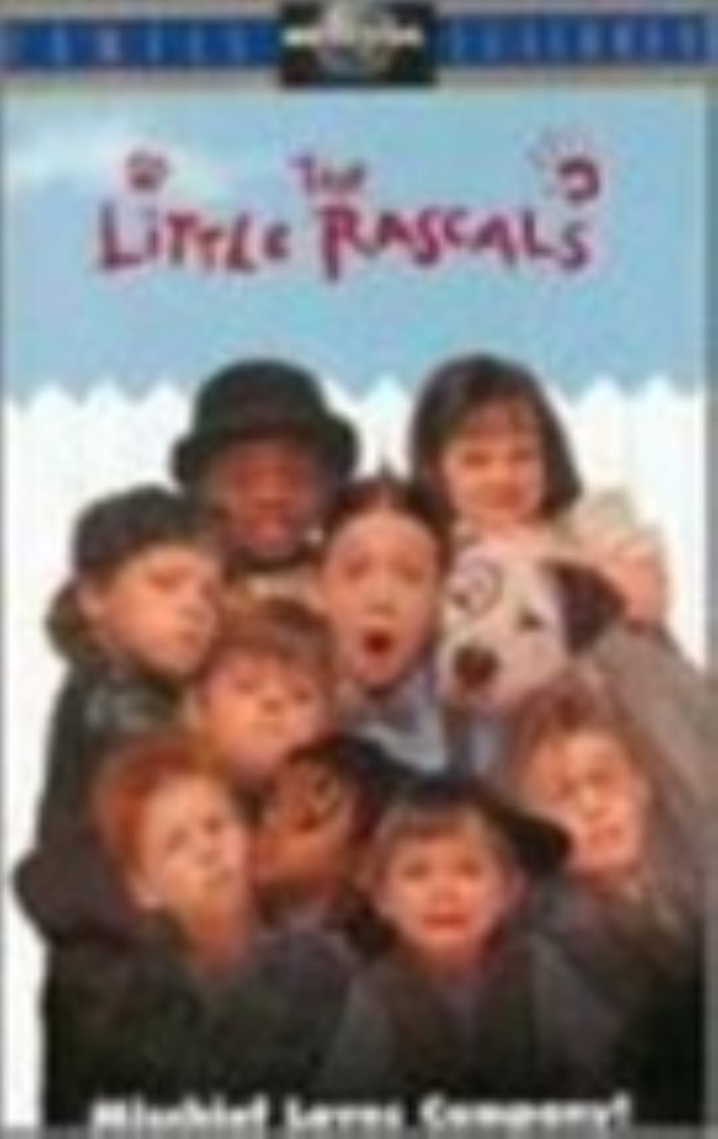 The Little Rascals: Mischief Loves Company Vhs