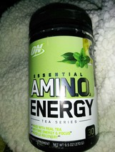 ON Essential AMINO ENERGY Tea Series (Sweet Mint Tea) 30 servings net.wt... - $21.99