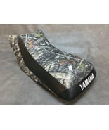 Yamaha TIMBERWOLF 250 Seat Cover in 2-TONE CONCEAL & BLACK or 25 colors ... - $34.95