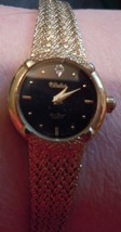 Vintage Debonte Lucisr Pacard Quartz Women's Watch Mesh Band  - $5.99