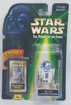 Star wars potf flashback r2-d2 saber clear figurine on right variant - $19.97