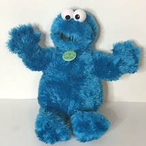 """BABW Build A Bear Cookie Monster Sesame Street Beary Limited Edition 21"""" - $27.09"""