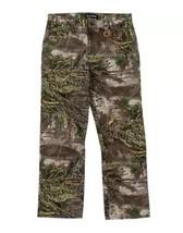 New Men's RealTree Mossy Oak 100% Cotton Camouflage 5-Pocket Pants 30 - ... - $19.99
