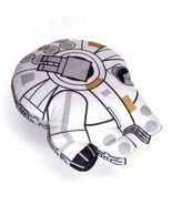 """Comic Images Star Wars Millennium Falcon Super Deformed 8"""" Plush Vehicle 74197 - £15.46 GBP"""