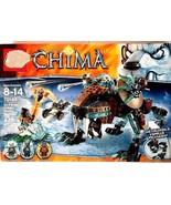 Lego 70143 Legends of Chima Sir Fangar's Saber-tooth Walker   - $79.07 CAD