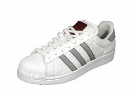 Adidas Originali Superstar Riviera Uomo Scarpe da Tennis - BB6385 - Bianco - $91.63