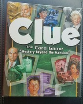 Clue The Card Game Mystery Beyond The Mansion New 2002 - $23.75