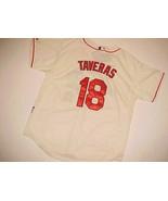 St. Louis Cardinals Oscar Taveras #18 MLB NL Off White Cool Base Jersey ... - $123.75