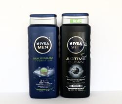 Nivea Men Maximum Hydration & Active Clean Body Wash 16.9 fl. oz. Each - $8.00