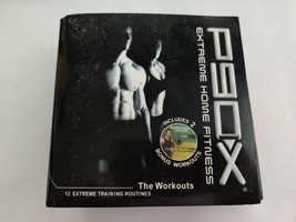 P90X Extreme Home Fitness Beach Body The Workout DVD Complete Set 12 Discs - $19.60