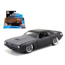"""Letty's Plymouth Barracuda """"Fast & Furious 7"""" Movie 1/32 Diecast Model Car by Ja - $24.68"""