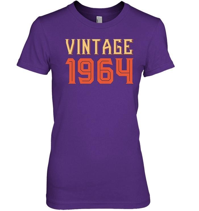 Born in 1964 Shirt 53rd Birthday Gift