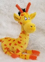 Kohl's Cares Giraffe And To Think I Saw It On Mulberry Street Dr. Seuss Plush - $5.86