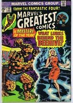 Marvel's Greatest Comics #49 ORIGINAL Vintage 1974 Fantastic Four Thing ... - $9.49
