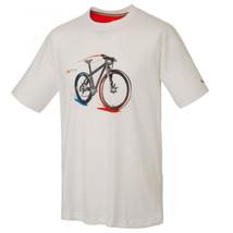 Dare2B T-Shirt Sommer Joggen Fitness Neon Tee schnelltrocknend Fahrrad b... - $24.57