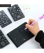 KEVIN&SASA® 50 Sheets Notebook Diary Black Paper Book Sketch Notebook - $4.72