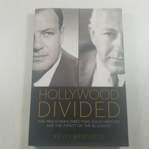 Hollywood Divided 1950 Screen Directors Guild Meeting Impact of the Blac... - $23.35