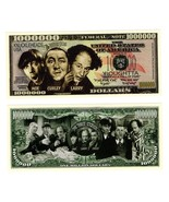 Three Stooges Novelty Million Dollar Bill - $2.50