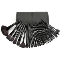 32Pcs Makeup Brushes Set For Eye Face Shadows Lip Liner Powder Make Up T... - $19.99