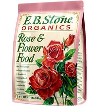 Eb Stone Organic Rose and Flower Food 15 lb. - $73.92