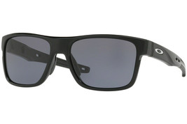 Oakley Sunglasses Crossrange Polished Black w/black Iridium OO9361-02 57 - $122.50